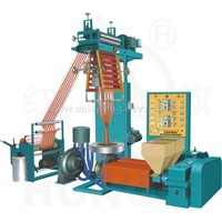 Double-colour Film Blowing Machine Set