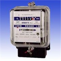 Single and Three Phase Electronic Meters