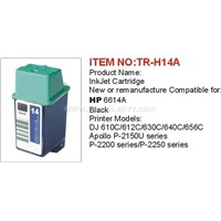 Sell HP Remanufactured Inkjet Cartridges(TR-H14A)