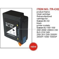 Sell Canon Remanufacture Inkjet Cartridge(TR-C02)