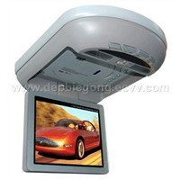ROOF MOUNT TFT-LCD MONITOR WITH DVD PLAYER