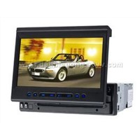 In-dash DVD Player with 7?TFT LCD Monitor