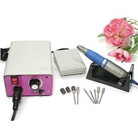 Electric Nail File & Nail Drills (Manicure & Pedicure Set)