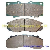 Auto Parts-Brake Pad and Brake Shoe