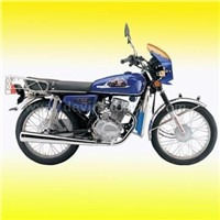 XGJ125- 5A (CG125) Powerful Golden Fish Motorcycle with 125cc Engine, Finish Made by Advanced Chro