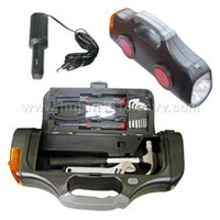 Flashlight Tool Box