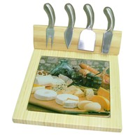 Bamboo Bread Cutting Board - HGM-003-1