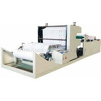 Colors Printing and Rewinding Machine