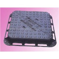 Ductile Iron Manhole Covers with Frame