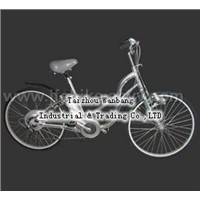 Intelligent Torque Sensor PAS Electric Bicycle