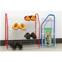 Shoes Rack,Metal Wire Shoes Rack
