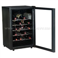 YST-XC55W2 WINE COOLER (wine cooler,wine cellar,wine storage,absorption,minibar,mini bar)