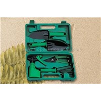 5 PC Garden Tool with Case