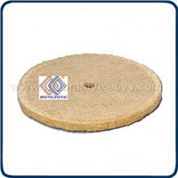 Sisal disc buffing wheel, natural and Chemical treated