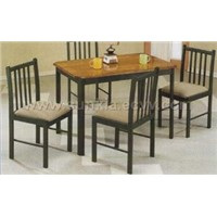 CF-9055 Dining Table & Chair set