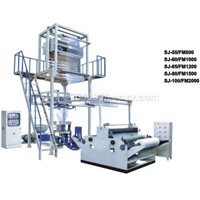 Rotary Die Film Blowing Machine