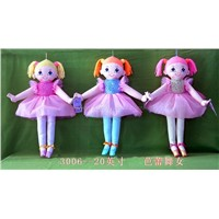 stuffed toy Ballet girl