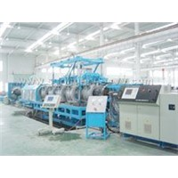 PVC/HDPE/PP Corrugated Pipe Extrusion Line