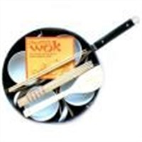 13 Piece Wok Set To Stir Up Your Dinner