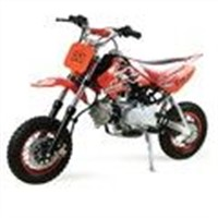 110cc Dirt Bike with Electric Start