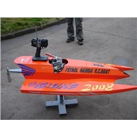 49cc Remote Control Speed Boat 100km/H