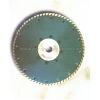 Sintered Diamond Turbo Blade With Flange