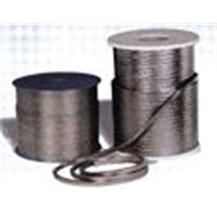 EXPANDED GRAPHITE BRAIDED PACKING