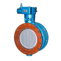 American Flanged Expansion Butterfly Valve Series