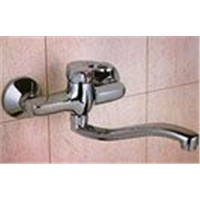 WALL-MOUNTED KITCHEN MIXER