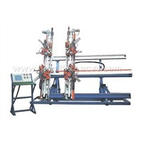 CNC Four-Point Welding Machine(Export Type)