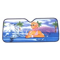 offer sun shade for cars
