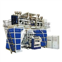 Five Layer Co-Extruded Water-Cooling Blown Film Line
