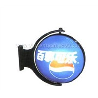 Outdoor Rotating Light Box(Curved)