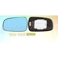 sell jiashi auto rearview blue mirror (NISSAN,BLUE BIRD)
