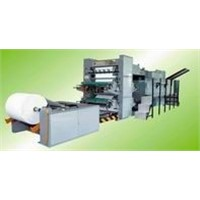 Auto Flexo Printing Machine for Exercise Book Ruling