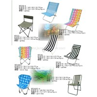 Folding chairs and tables (4)