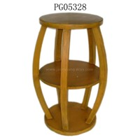 Wooden Table(FLOWER TABLE,TELPHONE TABLE,END TABLE,Wood Crafts)