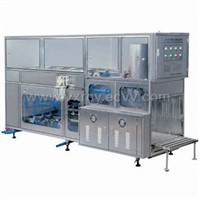 PLC-Controlled Bottle Filling Machine<>Automatic Water Bottling Machine<>Bottle Rinsin