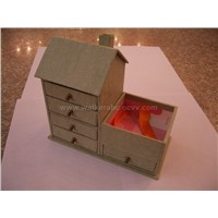 Paper packing box