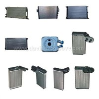 Radiator, Heat Exchanger, Oil Cooler, Radiator Cap