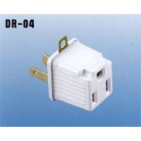 Adaptor 3-prong Plug To 2-wire Outlet