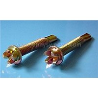 Flower Head Self Drilling Screws