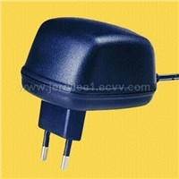 AC/DC Switching Adapter, Safety Approved Wall Adapter (NR6007)