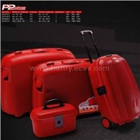 PP suitcase & trolley ZX403