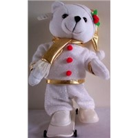 plush and stuffed toys of new snowman