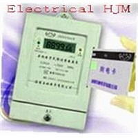 Static Single/Three Phase Electronic Prepaid Meter