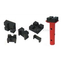 Pin Lock type jack stand accessories