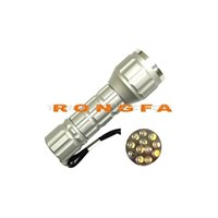 12 Leds Flashlight with 1*AA Battery