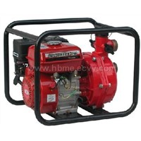 gasoline and diesel fire fighting pump