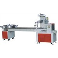 High-speed, Full-automatic & Multi-functional Pillow Packing Machine